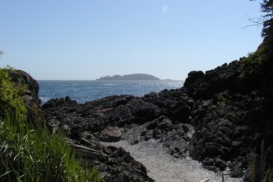 vancouver island tofina beach
