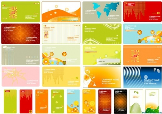 presentation templates colorful modern design