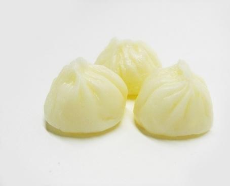 variety chinese dumplings