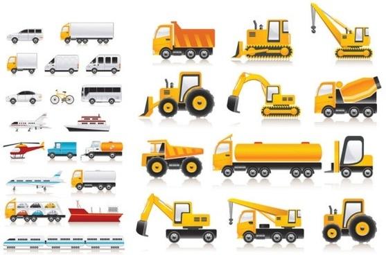 variety of transport vector