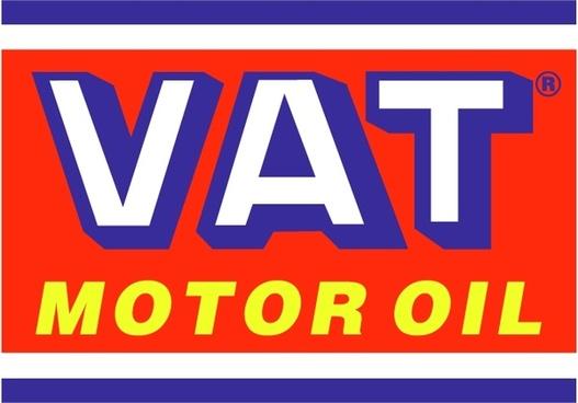 vat motor oil 0