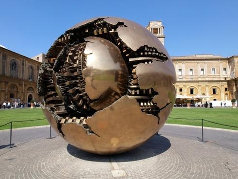 vatican museum sculpture