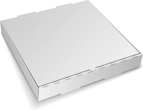 vector 3 carton blank
