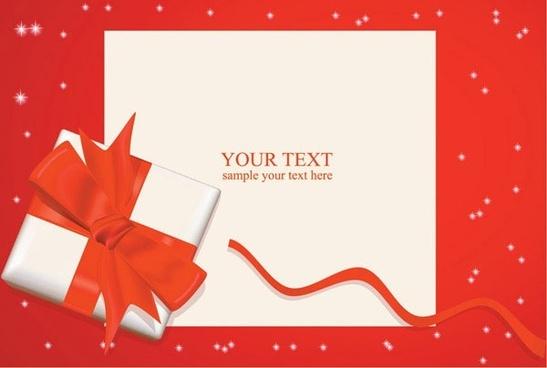 vector 4 gift gift