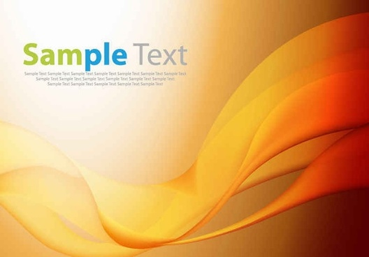 Vector Abstract Smooth Background
