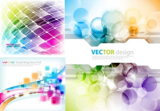 vector background dream symphony
