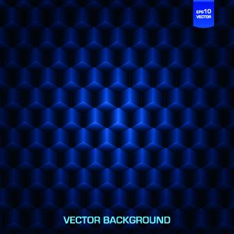 vector blue art backgrounds