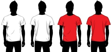Vector t shirt template svg free vector download (99,304 Free vector ...