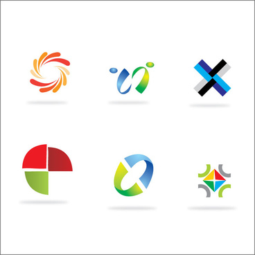 vector business logo elements