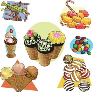 vector cartoon bakery