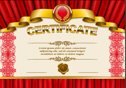 Diploma Certificate Template Free Vector Download 13863 Free
