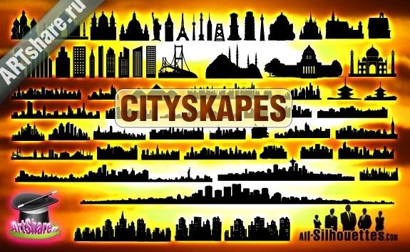 Vector City Scape