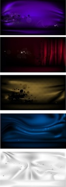 silk background collection colored shiny smooth decor