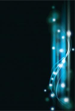 light effect background sparkling modern dark decor
