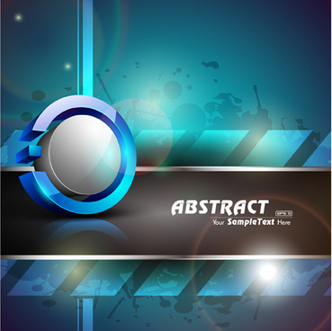 vector concept abstract background