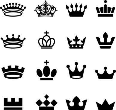 crown silhouette vector free vector download 6 178 free vector for rh all free download com crown vector artwork princess crown vector art