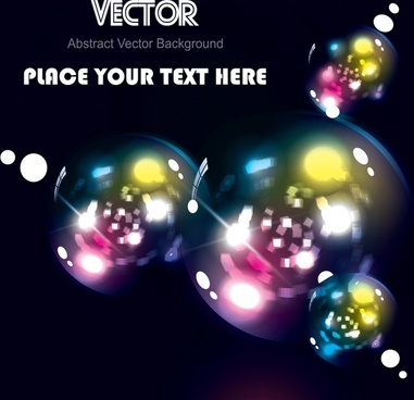 vector dazzling starlight glow gorgeous dynamic
