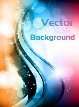vector dynamic background 4 glare