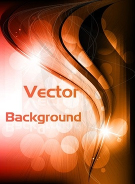 vector dynamic background 5 glare