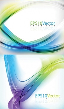 vector dynamic background brilliant lines b