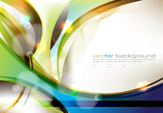 abstract background shiny bright modern colorful design