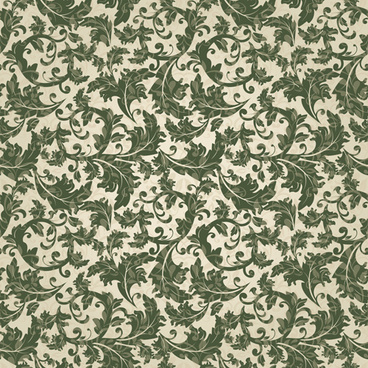 vector floral retro seamless pattern set