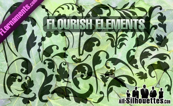 Vector Flourishes