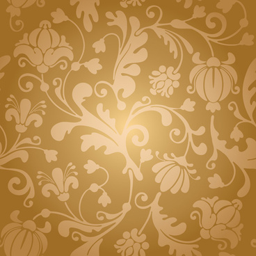 vector flower elements backgrounds