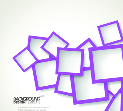 vector geometry shapes rectangles backgrounds
