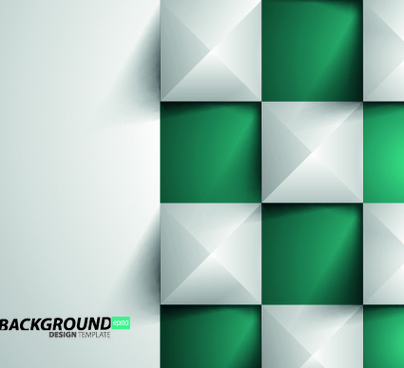 vector geometry squares backgrounds