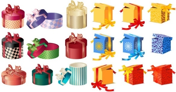 Gift free vector download 2791 free vector for commercial use vector gift box negle Images