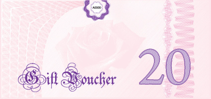 vector gift voucher design template