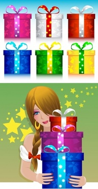 vector gifts
