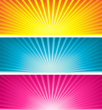 vector graphics banners