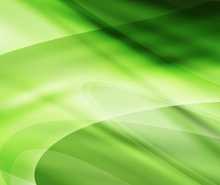 vector illustration of abstract nature green background