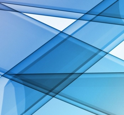 vector illustration of blue abstract design background
