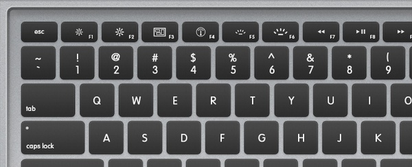 Vector Keyboard Layout