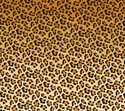 leopard leather pattern background colored illusion style
