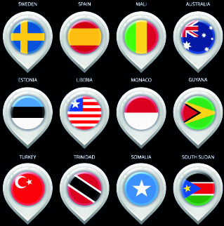 Google maps marker vector free vector download (2,514 Free