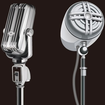 vector microphone original
