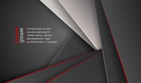 vector multilayer modern background
