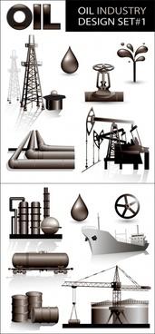 vector of petroleumrelated
