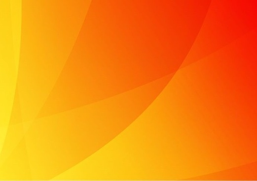 vector orange light abstract background
