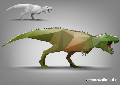 3d origami animals free vector download (12,959 Free vector) for