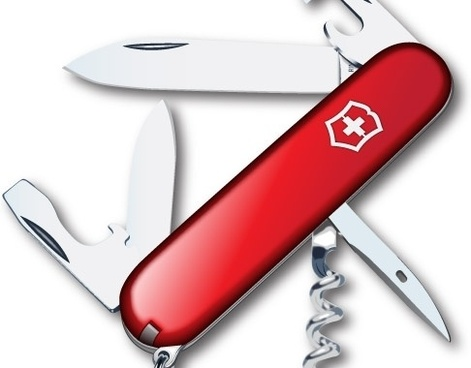 Vector Pocket Knife