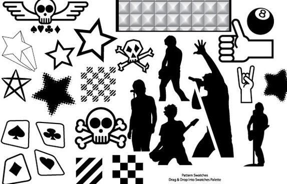 Vector Resources Part 4 - Punk Collection