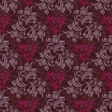 vector retro pattern background image
