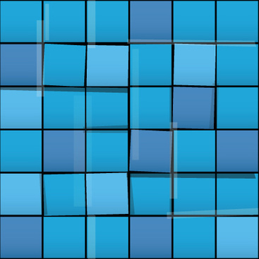 vector seamless pattern with squares graphic