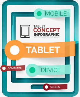 vector set concept infographics business graphics