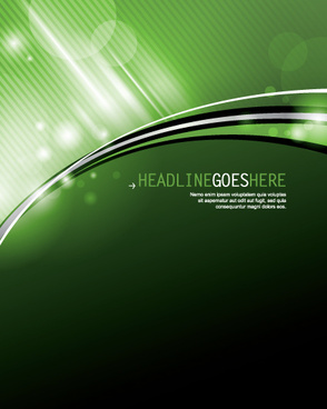 vector set of abstract brilliant backgrounds